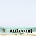 Broken Pier by Margie Hurwich