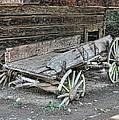 Broken Wagon by Victor Montgomery