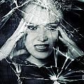 Broken Window by Joana Kruse