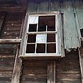 Broken Window by Richard Reeve