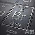 Bromine Chemical Element by Science Picture Co
