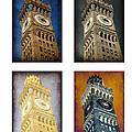 Bromo Seltzer Tower Quad by Stephen Stookey