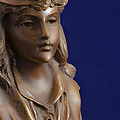 Bronze Lady by Jack R Perry