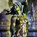 Bronze Nude by Joseph J Stevens