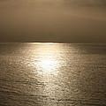 Bronze Ocean by Tim Burns