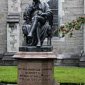 Bronze Statue Of Sir Benjamin Lee Guinness  by Christiane Schulze Art And Photography