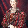 Bronzino's Eleonora Di Toledo by Cora Wandel