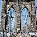Brooklin Bridge by Sam Garcia