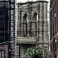 Brooklyn Bridge 7 by Bob Stone