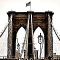 Brooklyn Bridge by Art by Dance