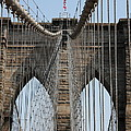 Brooklyn Bridge Cables Nyc by Christiane Schulze Art And Photography