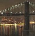 Brooklyn Bridge Cruciform by Tom Shropshire