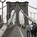 Brooklyn Bridge II by Christiane Schulze Art And Photography