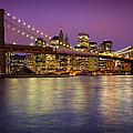 Brooklyn Bridge by Inge Johnsson