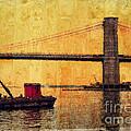 Brooklyn Bridge by Jeff Breiman