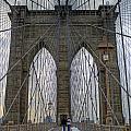Brooklyn Bridge by Jerry Gammon