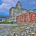 Brooklyn Old Tobacco Warehouse by Randy Aveille