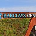 Brooklyn's Barclays by Ed Weidman