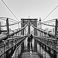 Brookyln Bridge  by Raymond Skwire