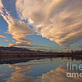 Broomtail Sky by Jim Garrison