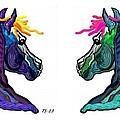 Brothers In Colors by Tarja Stegars