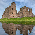 Brough Castle by Bahadir Yeniceri