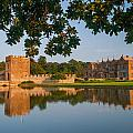 Broughton Castle by David Ross