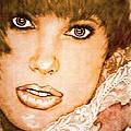 Brown Eyed Brunette by Ellen Cannon