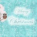Christmas Card 7 by Nina Ficur Feenan