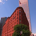 Brown Palace Hotel In Denver Colorado by John Malone