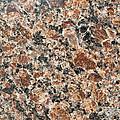 Brown Red Granite  by Jim Pruitt