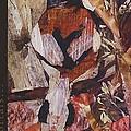 Brown- White Bird by Basant Soni