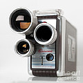 Brownie Movie Camera by Art Whitton
