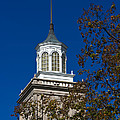 Browning Administration Building Tower by Ed Gleichman