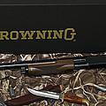 Browning Bps Shotgun  by Rob Mclean