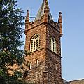 Brownstone Church by Eric Swan