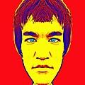 Bruce Lee Alias by Art Cinema Gallery