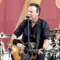 Bruce Springsteen 12 by William Morgan
