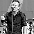 Bruce Springsteen 13 by William Morgan