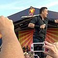 Bruce Springsteen 15 by William Morgan