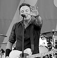 Bruce Springsteen 5 by William Morgan