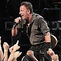 Musician Bruce Springsteen by Concert Photos