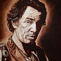 Bruce Springsteen by Mark Baker