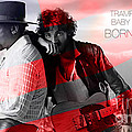 Bruce Springsteen by Marvin Blaine