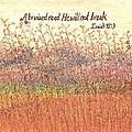 Bruised Reed by Catherine Saldana