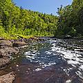 Brule River 1 by John Brueske