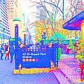 Bryant Park by Dan Hilsenrath