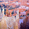 Bryce At Dusk by Ray Mathis