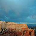 Bryce Canyon And Stormy Sky by Bruce Gourley