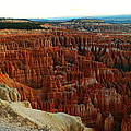 Bryce Canyon In The Afternoon by Jeff Swan